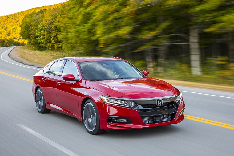 Honda Accord Named to Car and Driver 10Best List