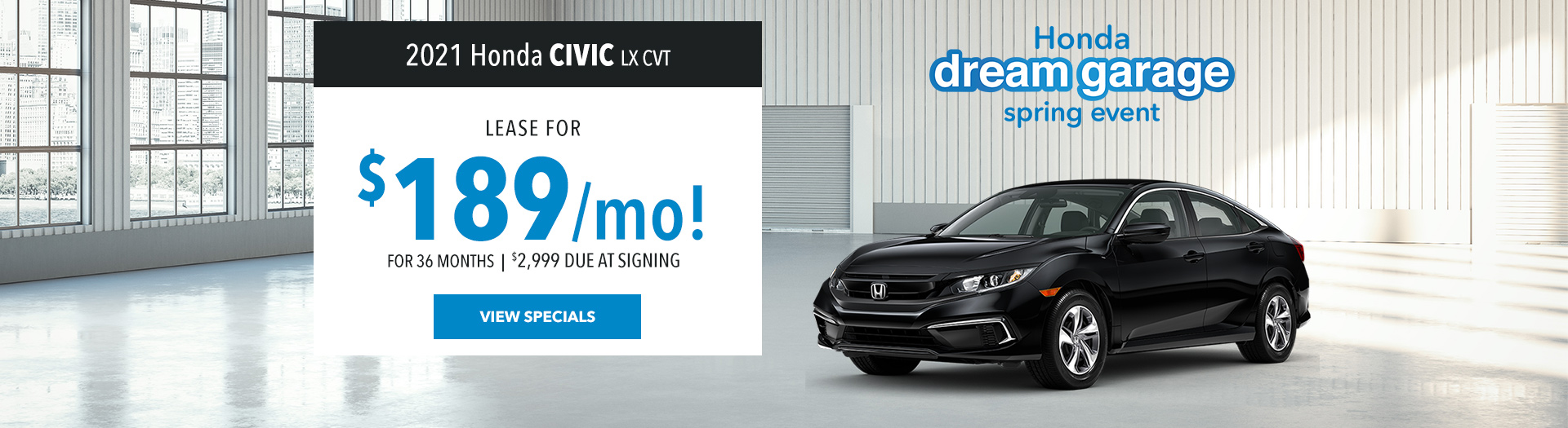 Civic March Offer
