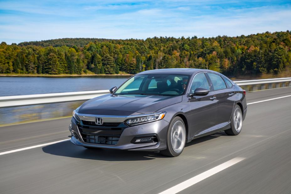 Honda Accord Earns 2020 Kelley Blue Book 5-Year Cost to Own Award